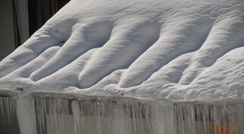 Learn Why Zig Zag Heat Tape For Roof Ice Dams May Not Work