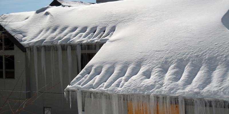 Roofs: Roof Heating Cables