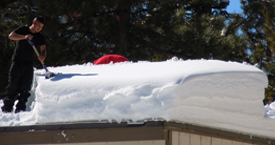 Myths About Ice Dams Learn The Truth About Ice Dams From