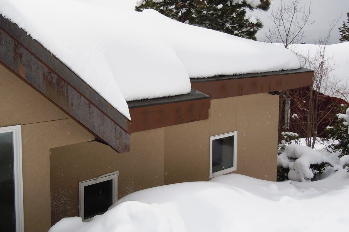 Summit Ice Melt Systems Easily Tames Mother Nature After This Cold Blizzard.